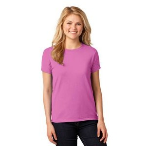 Ladies' Gildan® Heavy Cotton™ 5.3 Oz. 100% Cotton T-Shirt