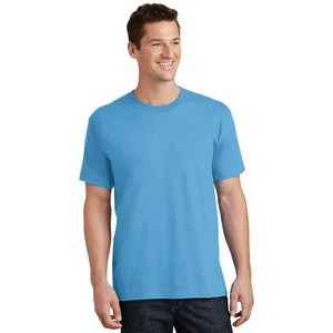 Port & Company® 5.4 Oz. 100% Cotton Tee Shirt