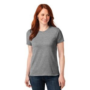 Port & Company® Ladies' 50/50 Cotton/ Poly T-Shirt