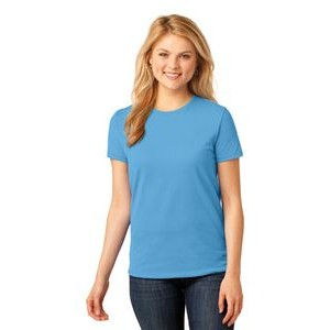 Port & Company® Ladies' 5.4 Oz. 100% Cotton T-Shirt
